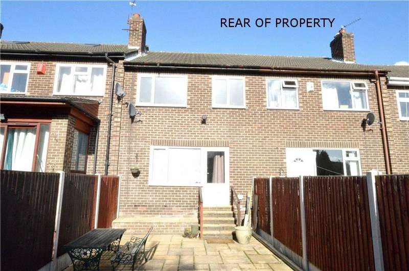 3 Bedrooms Terraced House for sale in Hough Side Road, Pudsey, Leeds