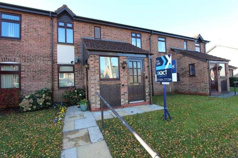 2 Bedrooms Maisonette Flat for sale in Poplar Road, Dorridge