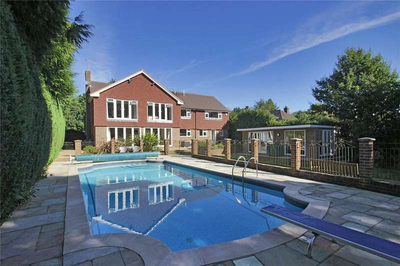 5 Bedrooms Detached House for sale in Holmewood Ridge, Langton Green, Tunbridge Wells, Kent, TN3