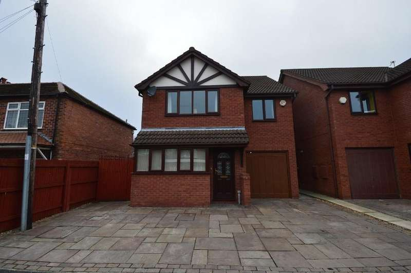 4 Bedrooms Detached House for sale in Belmont Road, Gatley