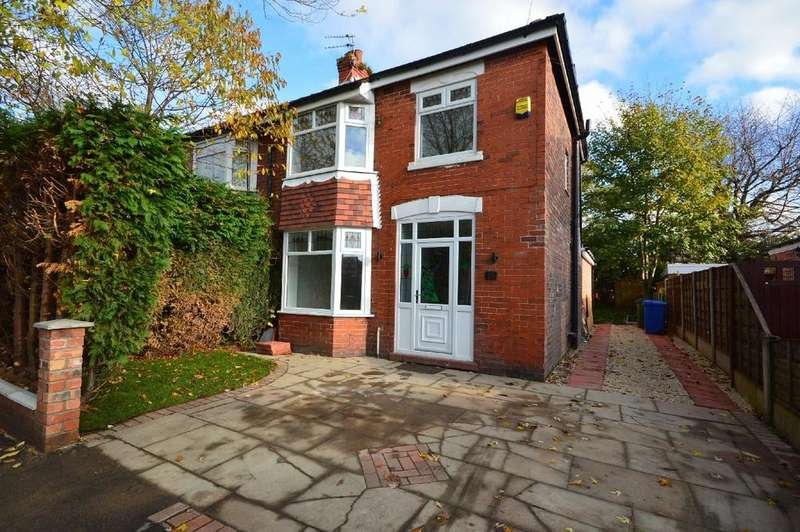 3 Bedrooms Semi Detached House for sale in St David's Road, Cheadle