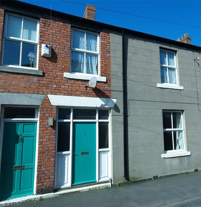 3 Bedrooms Terraced House for rent in Loudon Street, South Shields, Tyne and Wear, NE34