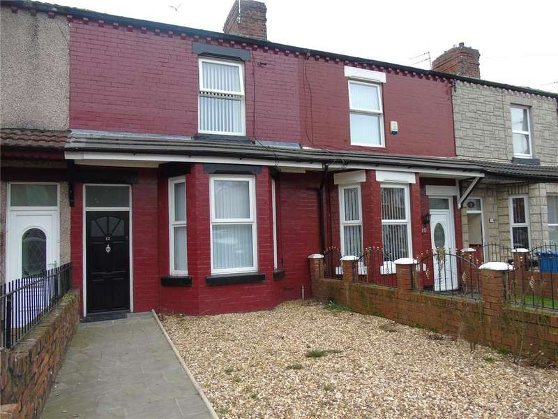 3 Bedrooms Terraced House for sale in Warbreck Road, Liverpool, Merseyside, L9