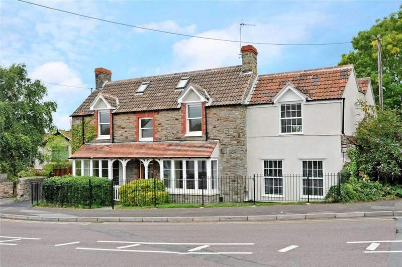 5 Bedrooms Detached House for sale in Station Road, Nailsea, Bristol, BS48