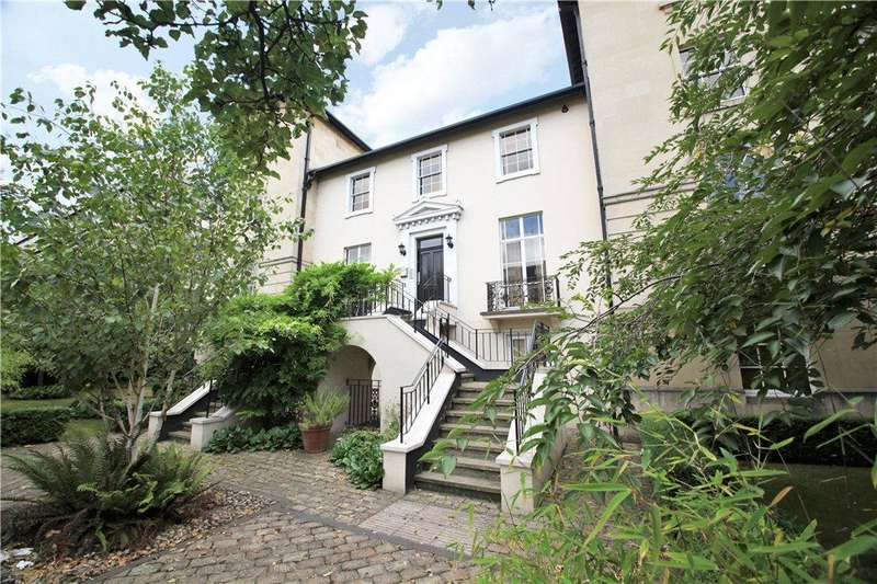 3 Bedrooms Flat for rent in Eldon Lodge, 196-200 Kings Road, Reading, Berkshire, RG1