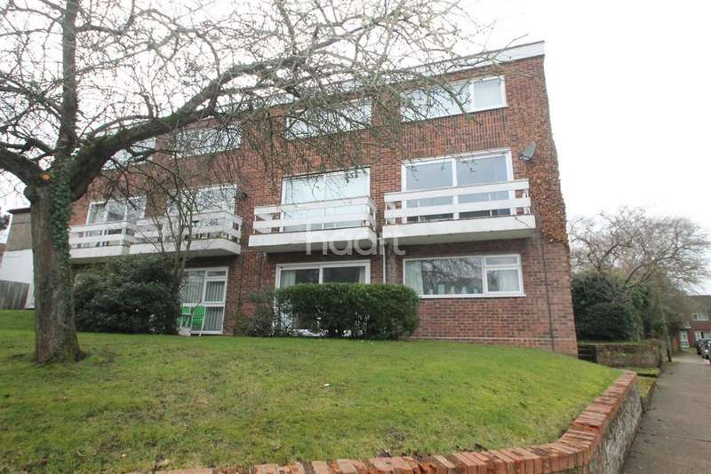 2 Bedrooms Flat for sale in Park North, Ipswich