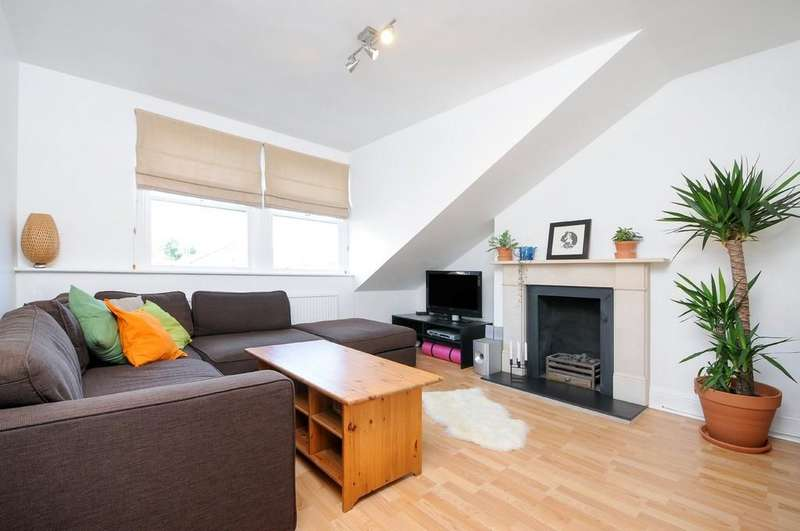 2 Bedrooms Apartment Flat for sale in Portland Rise, London