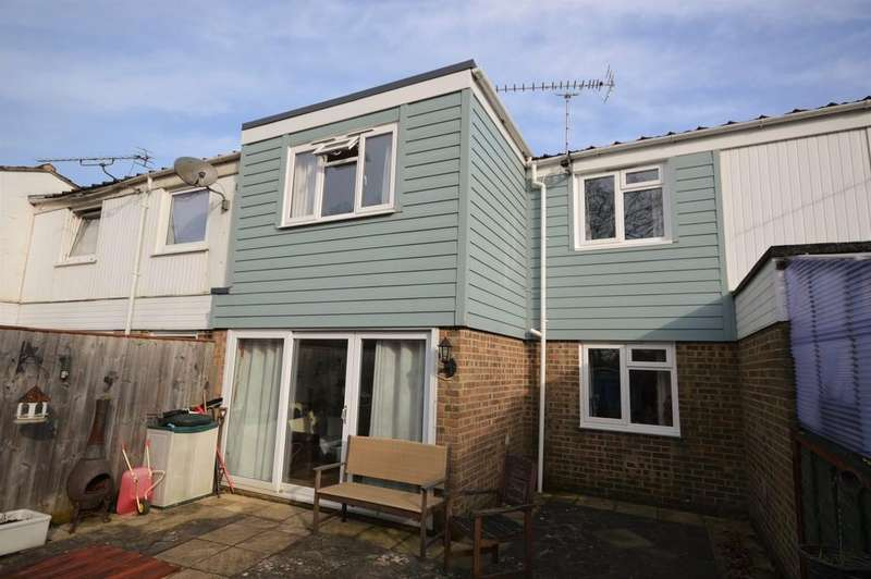3 Bedrooms Terraced House for sale in Parkway, Winford