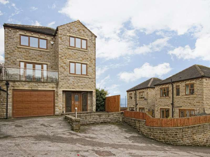 5 Bedrooms Detached House for sale in The Orchards, Earlsheaton, Dewsbury, WF12