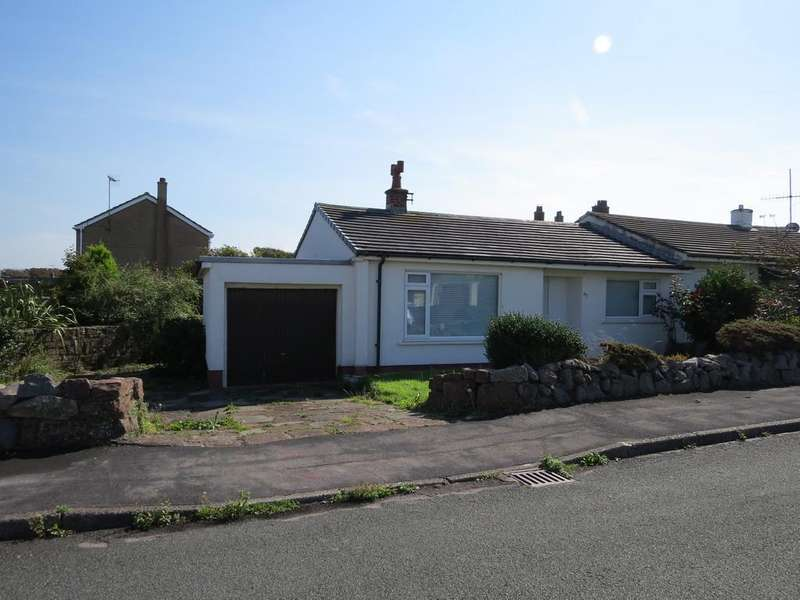 2 Bedrooms Semi Detached Bungalow for sale in Wasdale Park, Seascale, Cumbria
