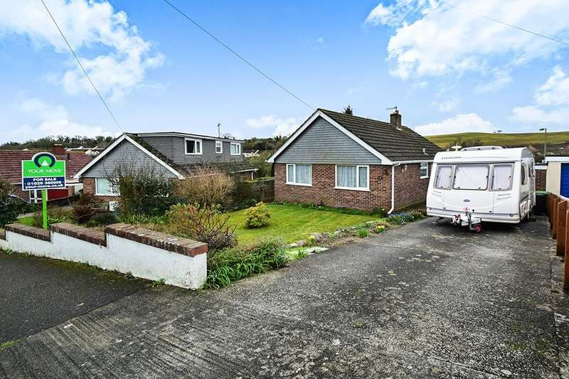 2 Bedrooms Detached Bungalow for sale in Applegarth Avenue, Newton Abbot, TQ12