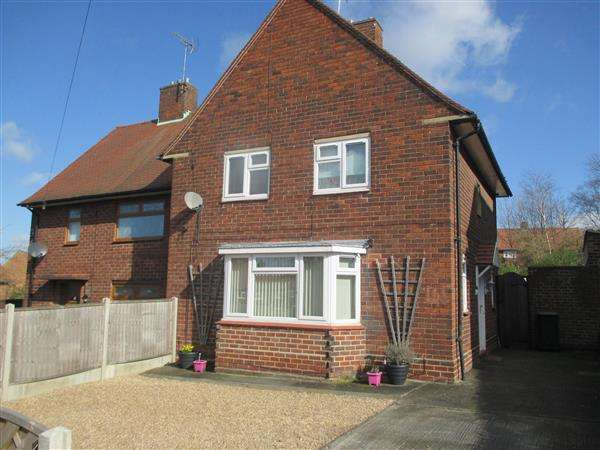 3 Bedrooms Semi Detached House for sale in Queens Road South, Eastwood, Nottingham