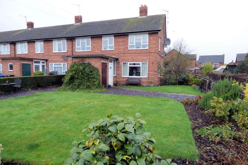2 Bedrooms Maisonette Flat for sale in Croxall Road, Edingale