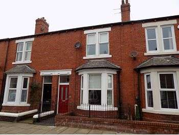 3 Bedrooms Terraced House for sale in Eldred St, Carlisle, CA1 2AT
