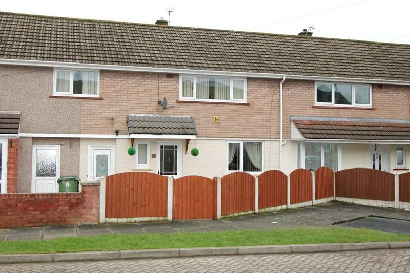 3 Bedrooms Terraced House for sale in Brownrigg Drive, Carlisle
