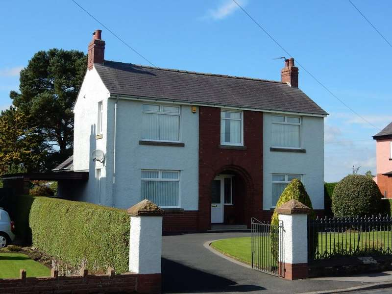 4 Bedrooms Detached House for sale in Durdar Road, Carlisle