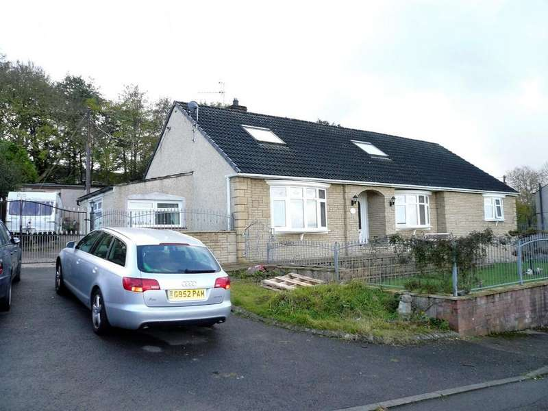5 Bedrooms Detached Bungalow for sale in Moor Crest, Maryport