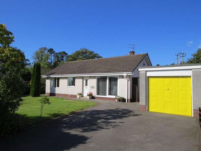 3 Bedrooms Detached Bungalow for sale in Oaklands, Ellerslie Park, Gosforth, Cumbria