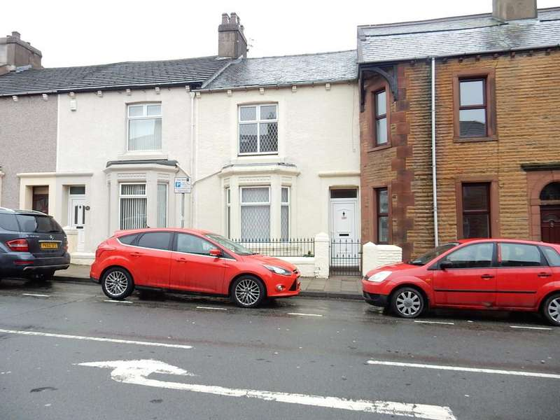 2 Bedrooms Terraced House for sale in Vulcans Lane, Workington
