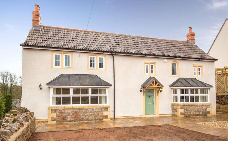 4 Bedrooms Detached House for sale in Binegar Lane, Radstock
