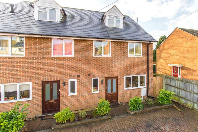 4 Bedrooms End Of Terrace House for sale in 153 Lower Luton Road, Wheathampstead, St. Albans