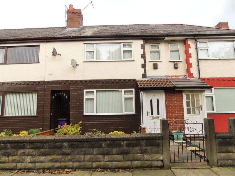3 Bedrooms Terraced House for sale in Cherry Lane, Walton, Liverpool, L4