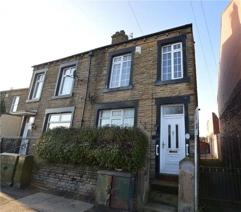 3 Bedrooms Semi Detached House for sale in Main Street, East Ardsley, Wakefield, West Yorkshire
