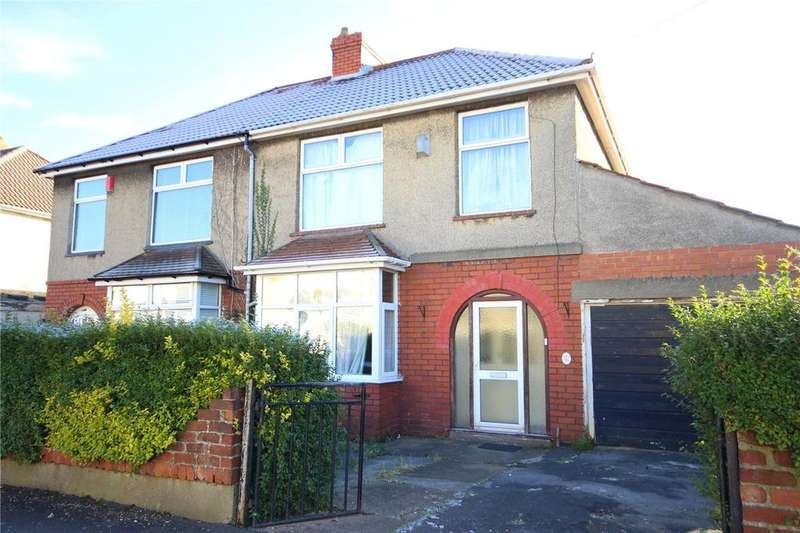 4 Bedrooms Semi Detached House for rent in Northville Road, Filton, Bristol, BS7