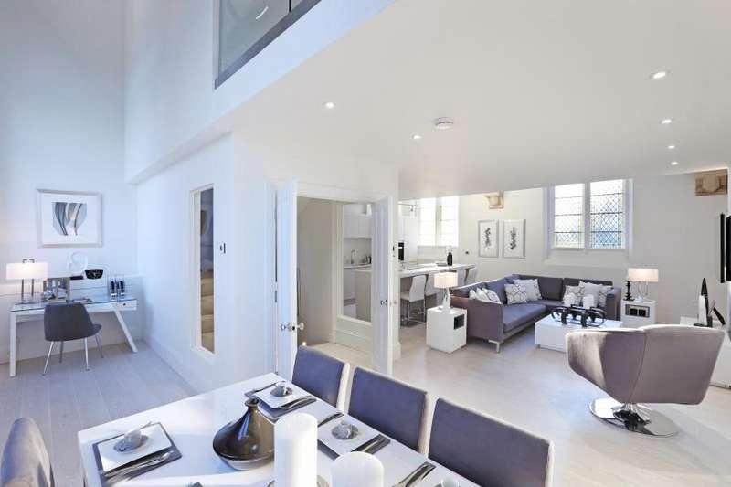 3 Bedrooms House for sale in The Chapel, Richmond Road, TW7