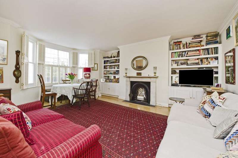 2 Bedrooms Flat for sale in Elsham Road, Holland Park W14