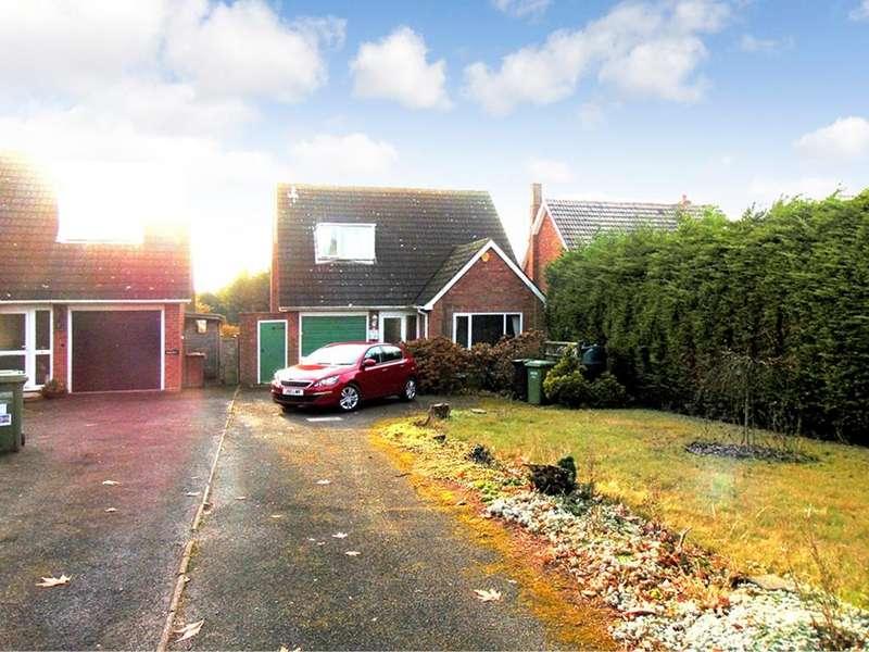 3 Bedrooms Detached House for sale in Village Street, Harvington, Evesham
