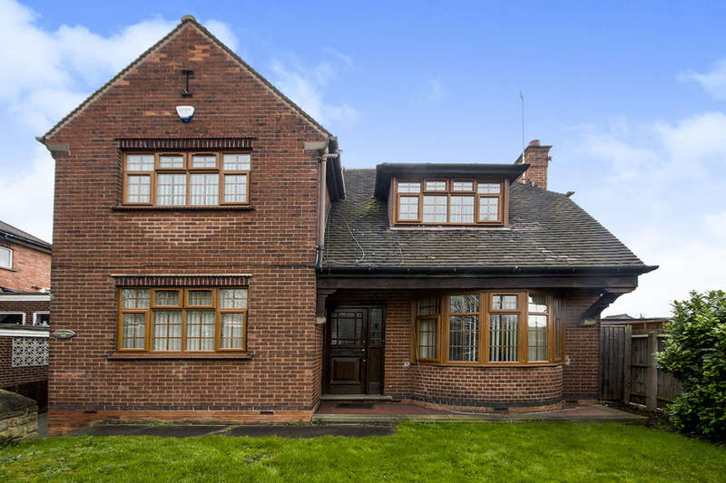 3 Bedrooms Detached House for sale in Nuthall Road, Aspley, Nottingham, NG8