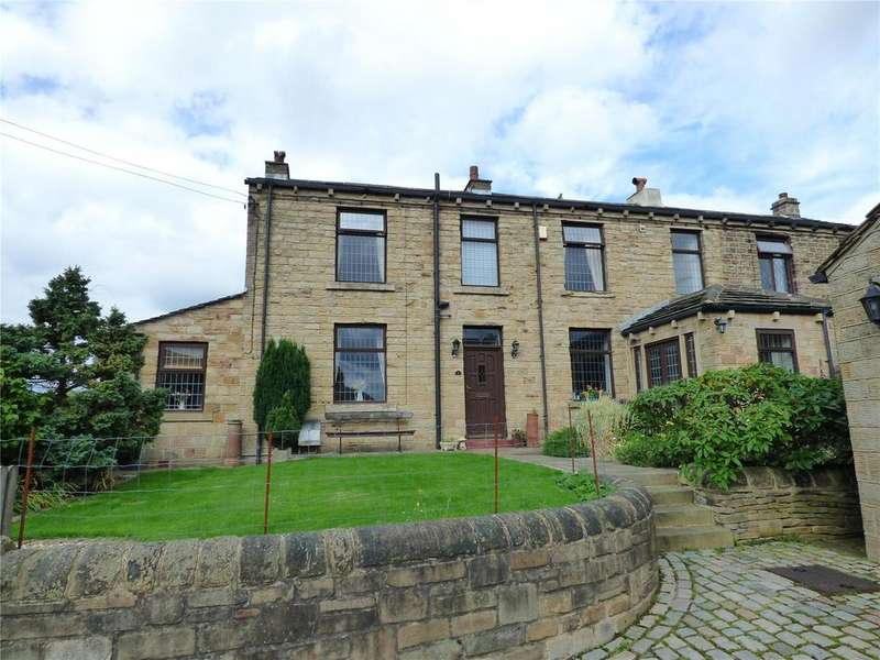 3 Bedrooms Semi Detached House for sale in Littlethorpe Hill, Hartshead, Liversedge, WF15
