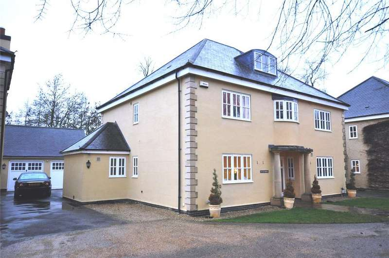 5 Bedrooms Detached House for rent in Queniborough Hall Drive, Queniborough, Leicester