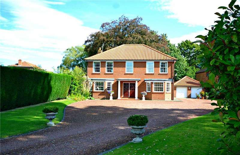 4 Bedrooms Detached House for sale in Thirsk Road, Stokesley, North Yorkshire