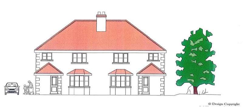 3 Bedrooms Semi Detached House for sale in Riverside, Sysonby, Melton Mowbray