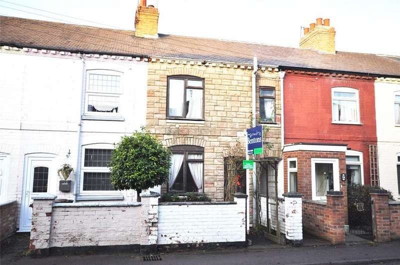 2 Bedrooms Terraced House for sale in Main Street, Asfordby, Melton Mowbray