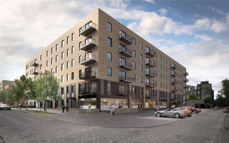 3 Bedrooms Apartment Flat for sale in The Ropeworks, Leith, Edinburgh, Midlothian