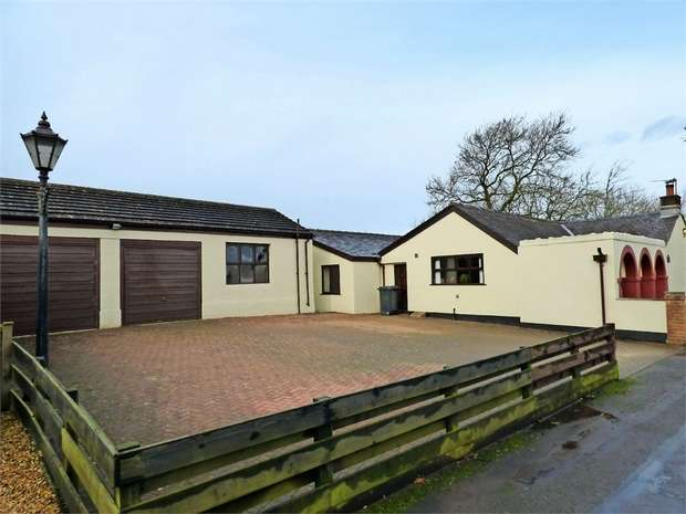 4 Bedrooms Detached Bungalow for sale in Tarraby, Carlisle, Cumbria