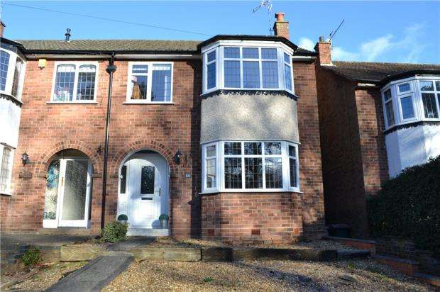 3 Bedrooms End Of Terrace House for sale in Allesley Old Road, Allesley, Coventry, West Midlands
