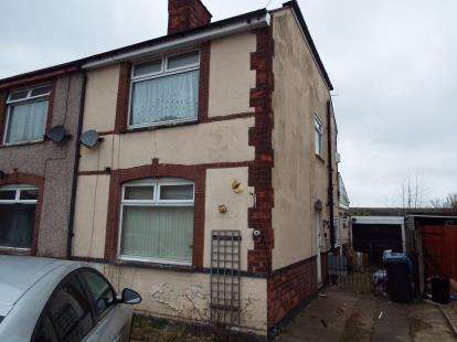 2 Bedrooms Semi Detached House for sale in Kingsfield Road, Barwell, Leicester, Leicestershire