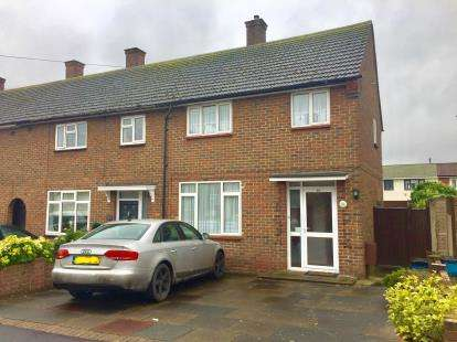 2 Bedrooms End Of Terrace House for sale in Hainault, Ilford, Essex