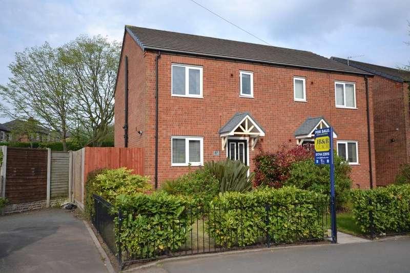 3 Bedrooms Semi Detached House for sale in Dunriding Lane, West Park, St. Helens