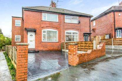 3 Bedrooms Semi Detached House for sale in Alderley Street, Ashton-Under-Lyne, Greater Manchester, Ashton