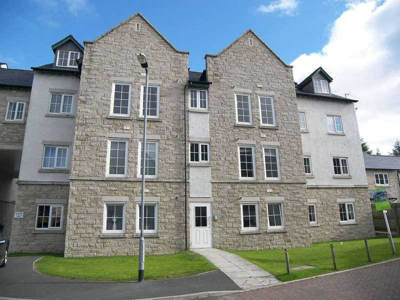 2 Bedrooms Flat for sale in 23 Kirkstone Mews, Kendal, Cumbria. LA9 7JX