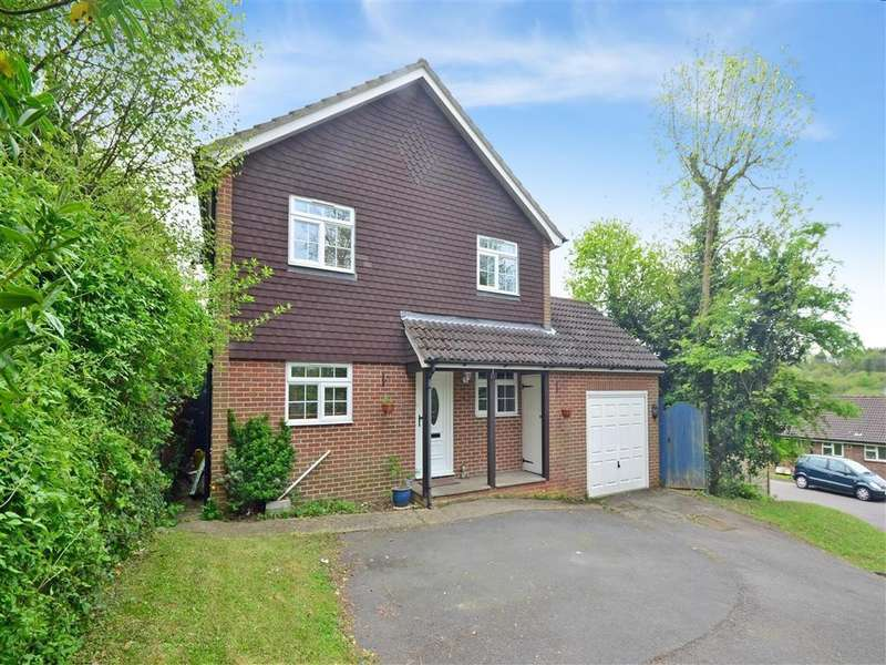 3 Bedrooms Detached House for sale in Whitefield Avenue, Purley