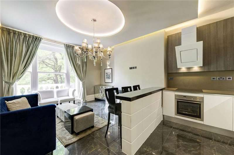 2 Bedrooms Apartment Flat for sale in Redcliffe Gardens, Chelsea, London, SW10