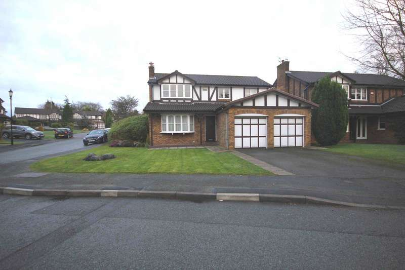 4 Bedrooms Detached House for sale in Broadwood Close, Disley