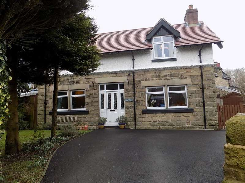 3 Bedrooms Detached House for sale in Lightwood Avenue, Buxton