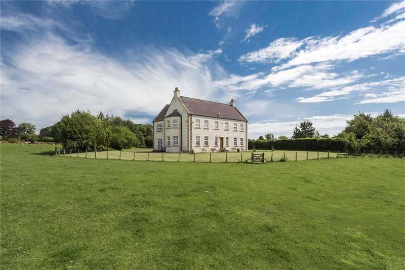 5 Bedrooms Detached House for sale in Foulden, Berwick-upon-Tweed, Berwickshire